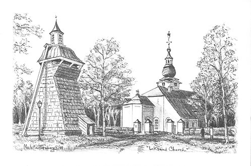 Leksand Church
