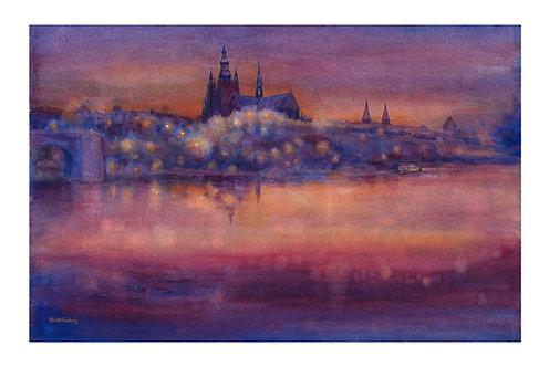 Evening Drama Prague