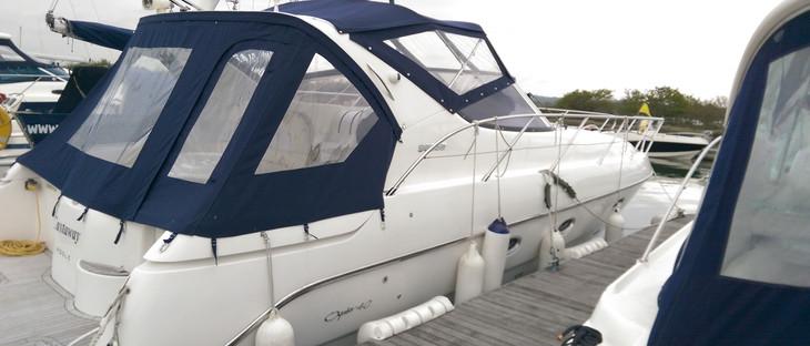 Custom Boat Covers Hampshire Dorset Hypatek Marine