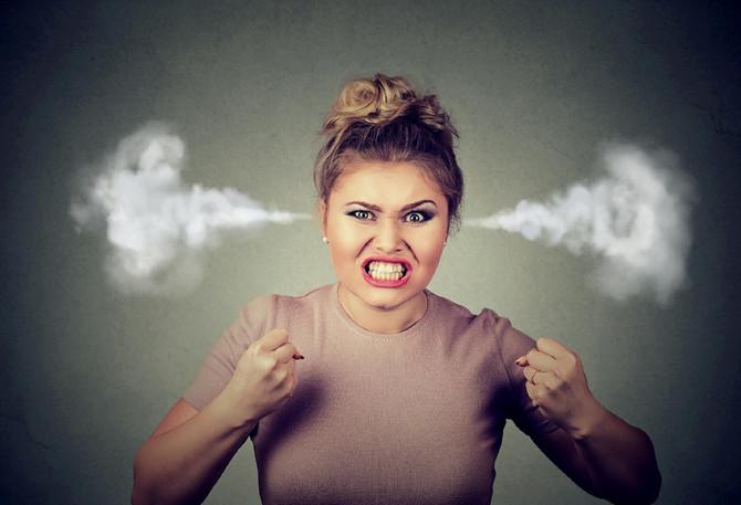 Como controlar minha raiva?