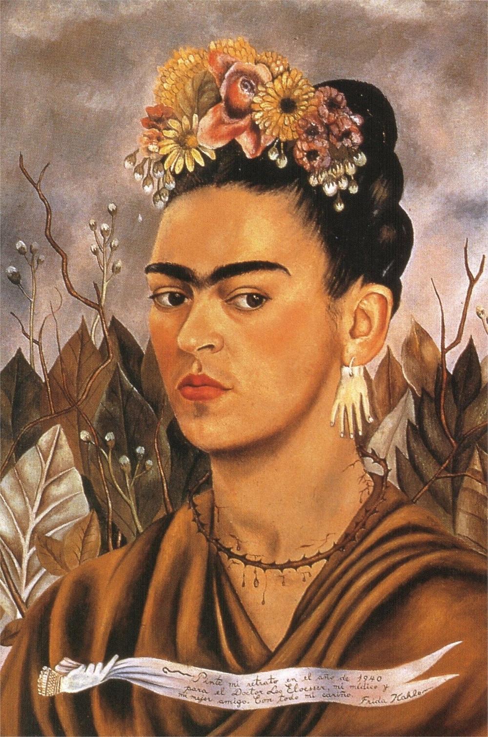 """""""Onde não puderes amar, não te demores."""" Frida Kahlo"""