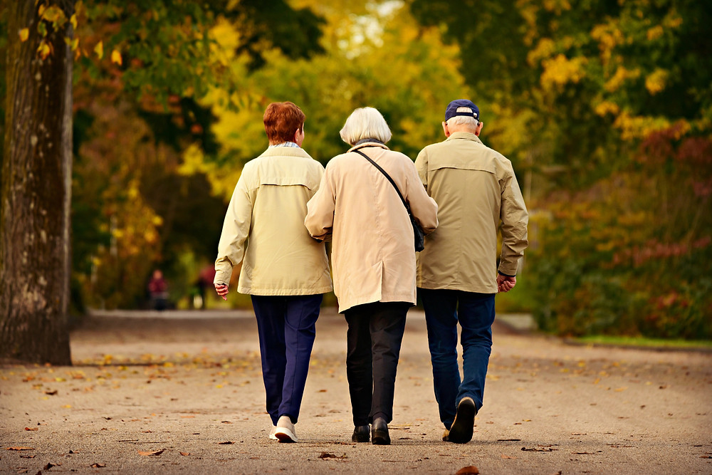 saúde mental e idosos