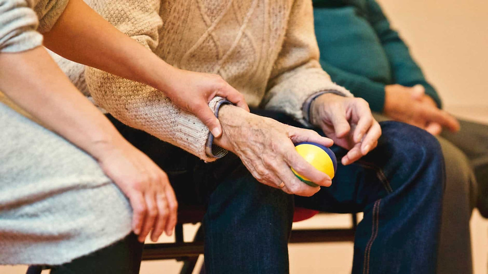 idosos dependentes