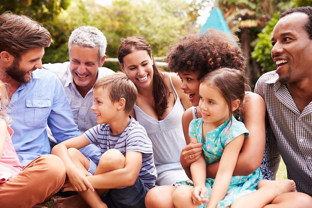 família e seu potencial