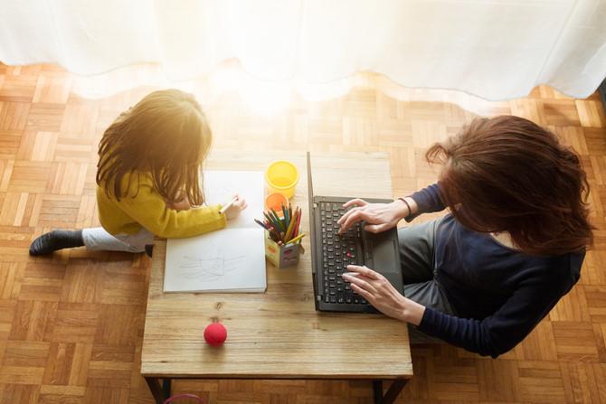 Como conviver com as crianças em época de isolamento social?
