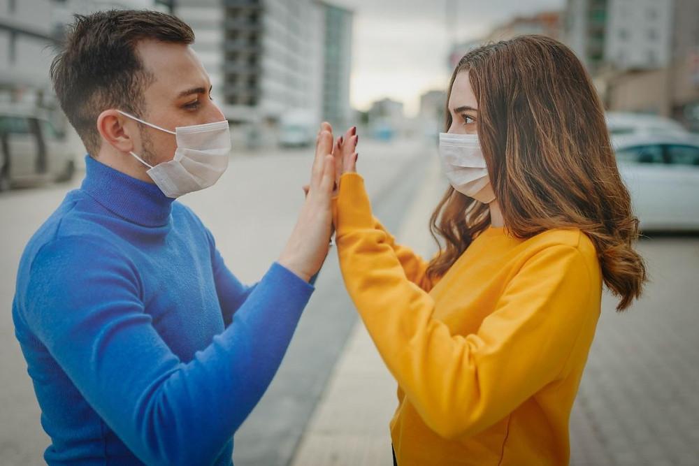 relacionamentos e pandemia