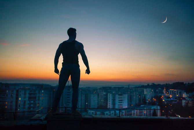 O poder do autocuidado masculino