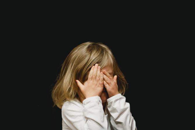 Vergonha: um sentimento inocente que toma conta da gente.