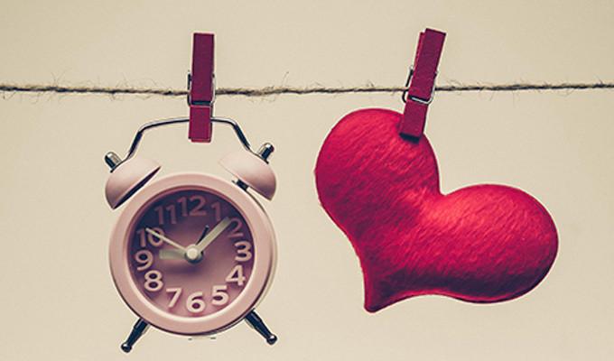 amor e o tempo