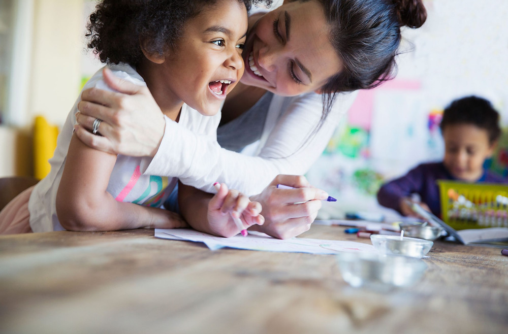 como ajudar criança com medo