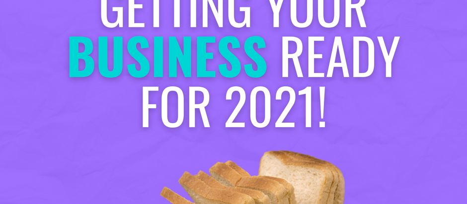 Business Planning for 2021