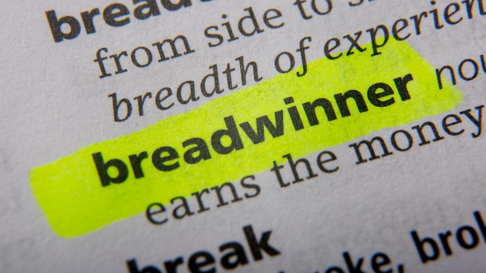 Breadwinner definition