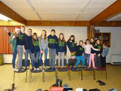 KWB kids: decemberspel