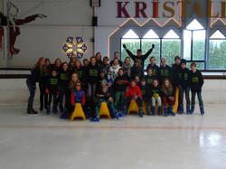 KWB kids: schaatsen