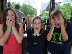 KWB kids: Bellewaerde