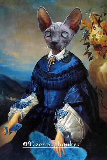 Classic Rubens - Lucy