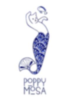 Poppy Mosa logo, Perry the mercat