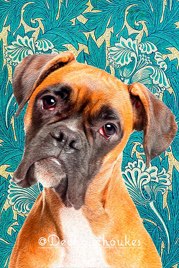 Classic Morris Max - Canvas