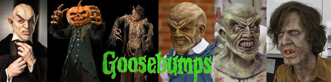 GOOSEBUMPS the Movie (2015)