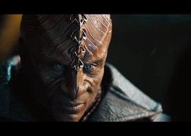 STAR TREK: INTO DARKNESS (2013) Makeup Application by Jamie Kelman for Dave Anderson's AFX Studio