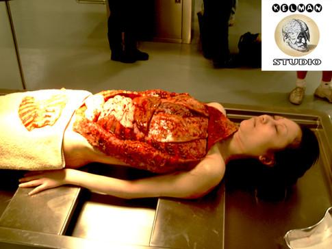 NAVY NCIS autopsy (2004)