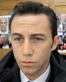 LOOPER (2012) Makeup Design by Kazuhiro Tsuji and Applied by Jamie Kelman