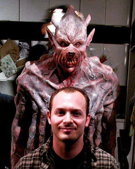 HEADSPACE creature & creator, Jamie Kelman (2005)