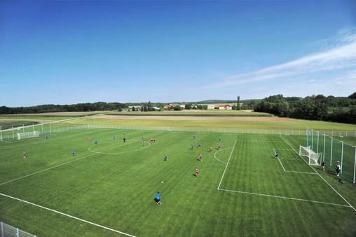 Terme Vivat hotel main football field