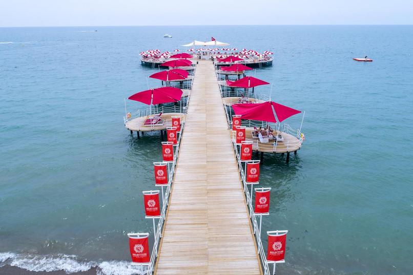 Selectum Luxury Resort beach.jpg