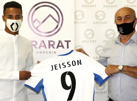 Jeisson Martinez | New transfer from CF Fuenlabrada to FC Ararat Armenia