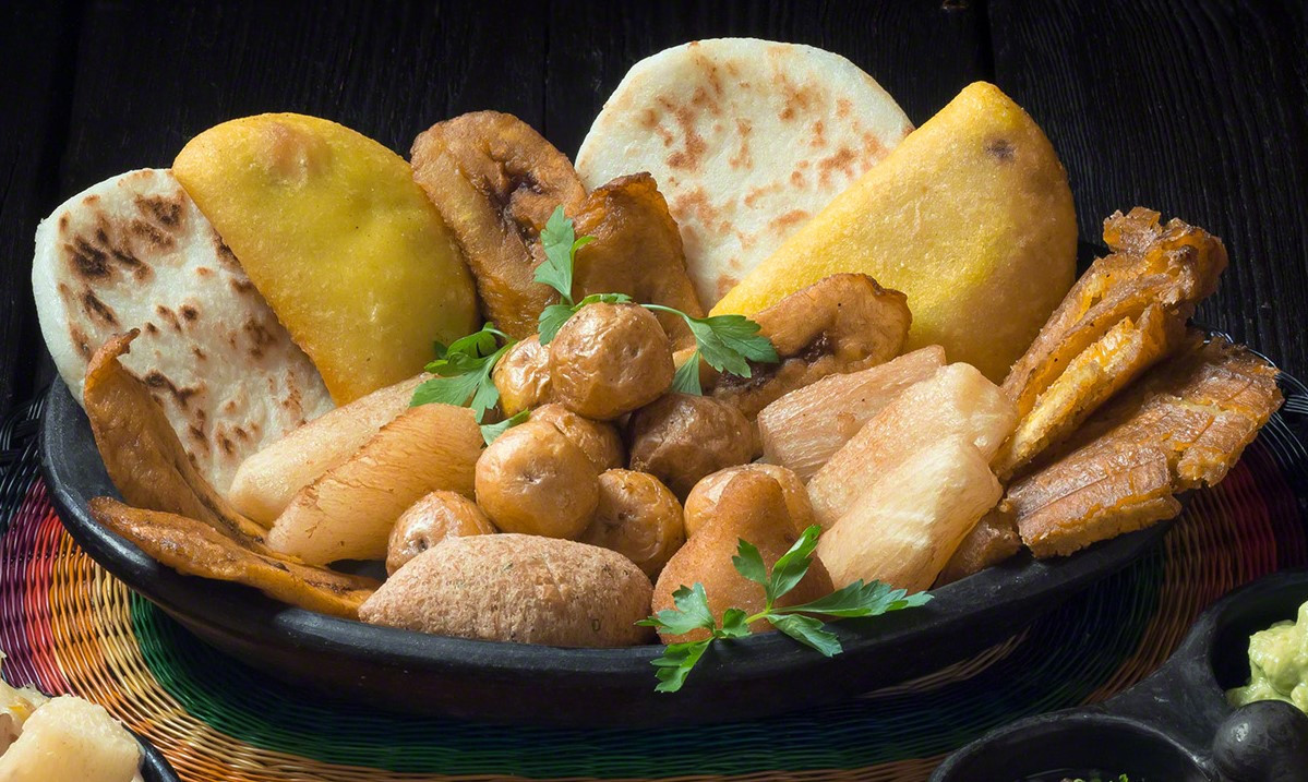Karibik restaurant aachen kolumbianisches essen comida for Fisch essen aachen
