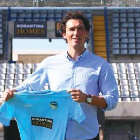 Dmytro Mykhaylenko | New head coach FC Pafos | Cyprus First Division