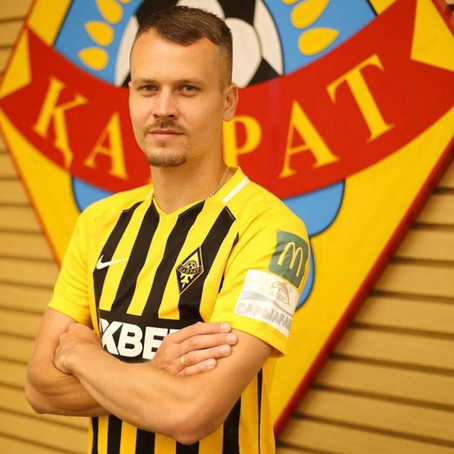 Denis Polyakov | FC Kairat | New transfer Kazakhstan Premier League