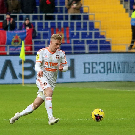 Nikolai Zolotov | FC Ural | New transfer Russian Premier League