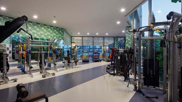 Selectum Luxury Resort gym.jpg