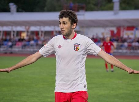 Vadim Khugaev | New transfer from Spartak to FC Majachkala