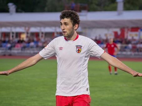Vadim Khugaev   New transfer from Spartak to FC Majachkala