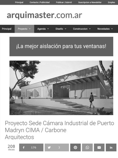 Camara Indistrual de Puerto Madryn