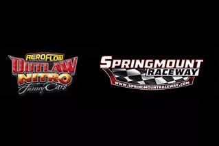 Aeroflow Outlaw Nitro Funny Cars Springmount Raceway Event Cancelled