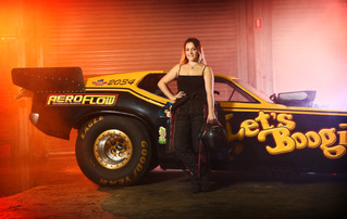 Father and Daughter 400km/h battle to feature at Nitro Up North