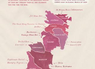 Philly Wine Week's Beaujolais Cru Crawl