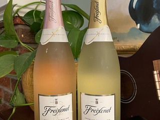 Freixenet released alcohol-removed sparkling wine to the U.S. market. How is it?