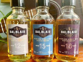Robert Burns Night: A mid-winter literary experience (with Balblair Whisky)