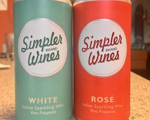 Are Trader Joe's 4/$4 canned wines 187ml of frizzante fun?