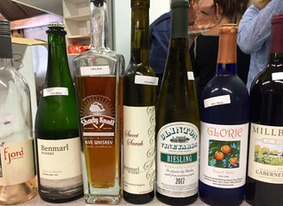 A glimpse at Hudson Valley wines