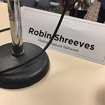 Robin Shreeves microphone