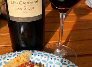 What to drink this weekend, a chilled red like Les Cadrans de Lassegue