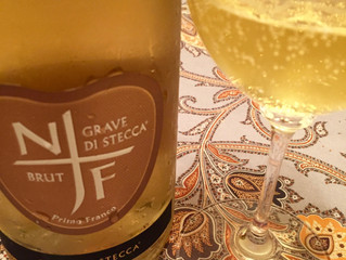 Wine of last week: Nino Franco 2010 Grave Di Stecca Brut, a triple surprise of a bubbly