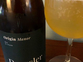 (Not) Wine Wednesday: Dressler Estate Origin Manor Cider