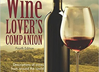 Wine reads: The New Wine Lover's Companion